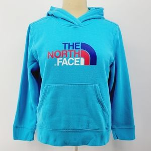 The North Face Girls Pullover Hoodie Size XL (18)